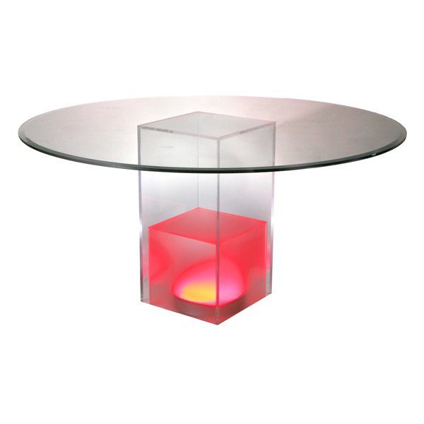 Superieur Ghost DinnerTable30in
