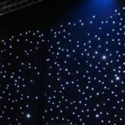 LED Star Curtain 02