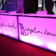 RGB LED Acrylic Bar with Decals