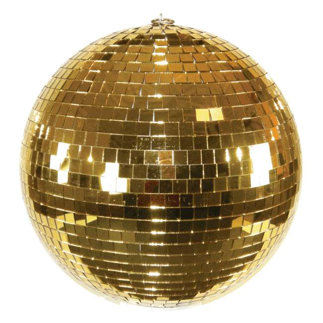 Suspended Mirror Ball