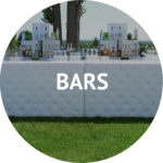 bars and themed event furniture rental Manhattan NYC