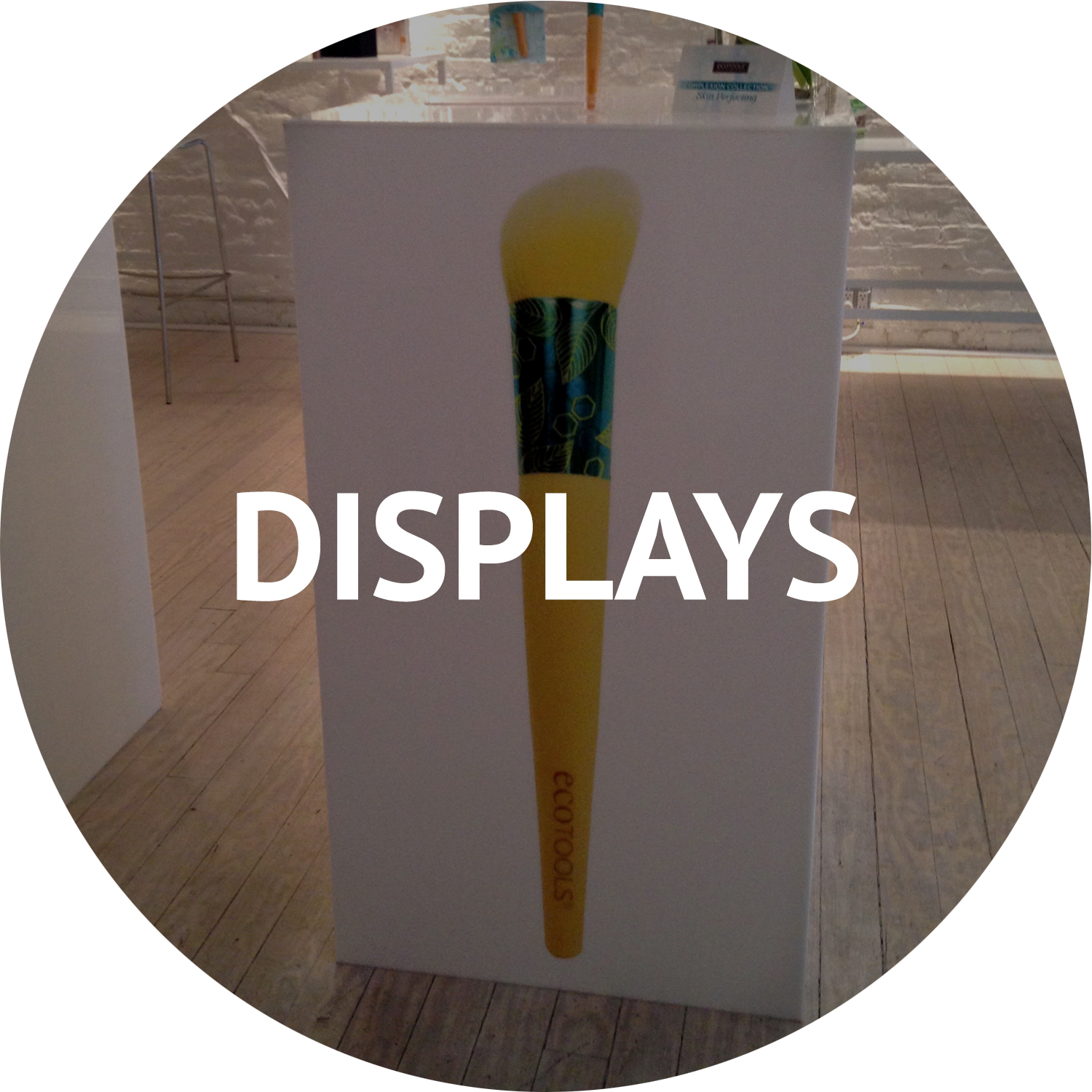 displays and themed event furniture rental Manhattan NYC