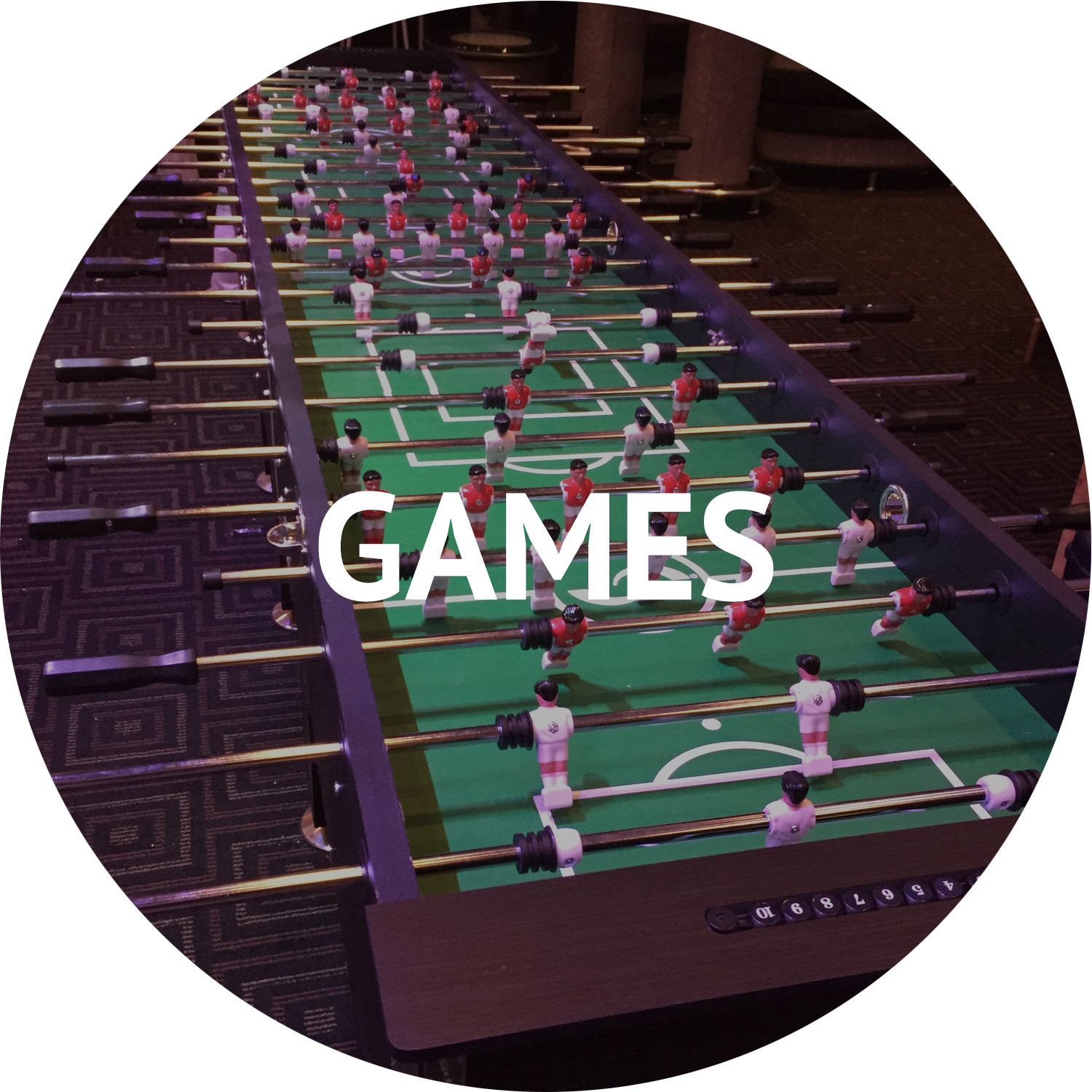 games and event decor rentals Manhattan NYC