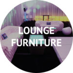 lounge furniture and event decoration rentals Manhattan NYC