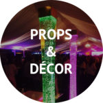 props decor and event furniture rentals Manhattan NYC